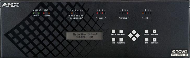 Enova DVX-2110HD-SP