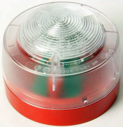 Dispositivos de alarma CW