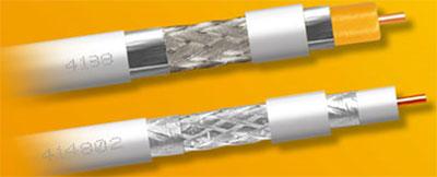 Cables coaxiales Trishield