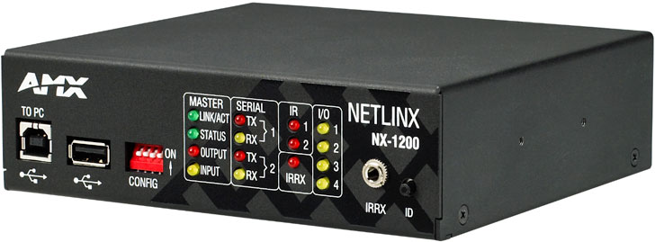 Controlador NetLinx