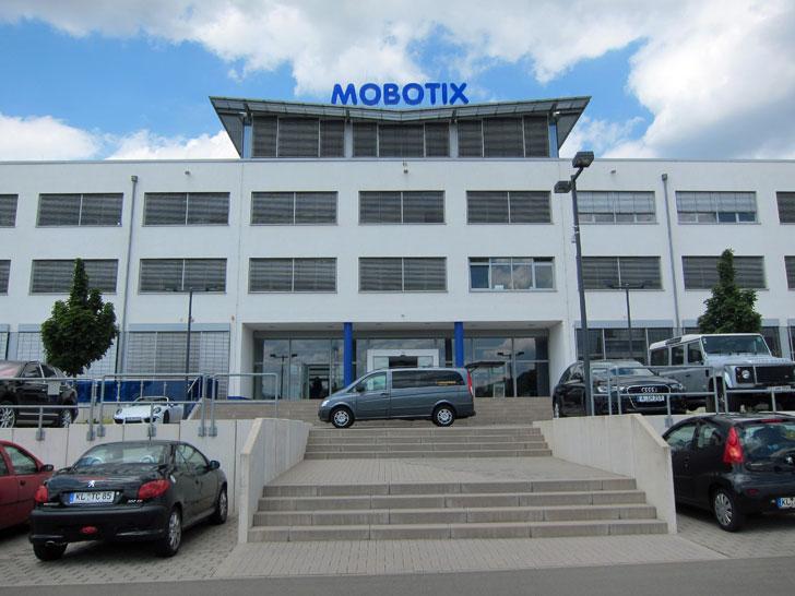 Sede de MOBOTIX en Langmeil