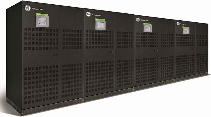 SAIs de GE Industrial Solutions