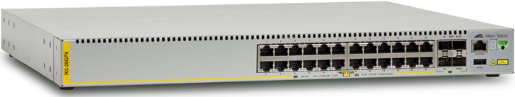 Switch AT-IX5-28GPX de CMATIC