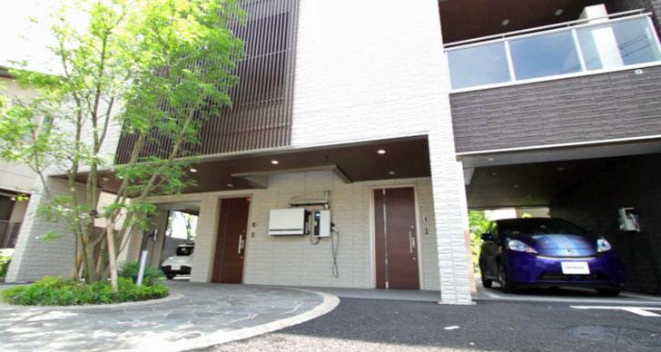 Casa inteligente de Toshiba, Honda y Sekisui