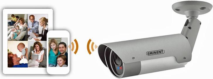 Easy Pro View HD EM6260 de EMINENT/EWENT