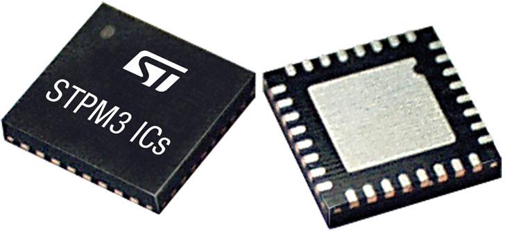 Circuitos integrados de STMicroelectronic