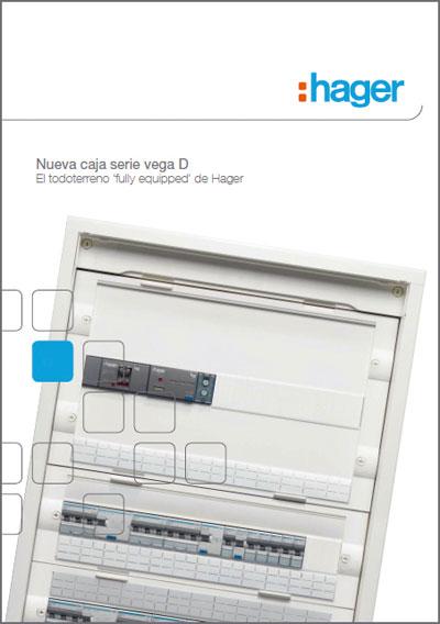 Caja Vega D de Hager