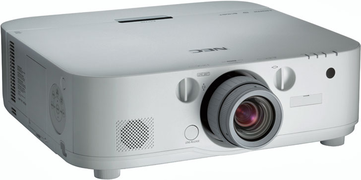 Proyector Serie PA