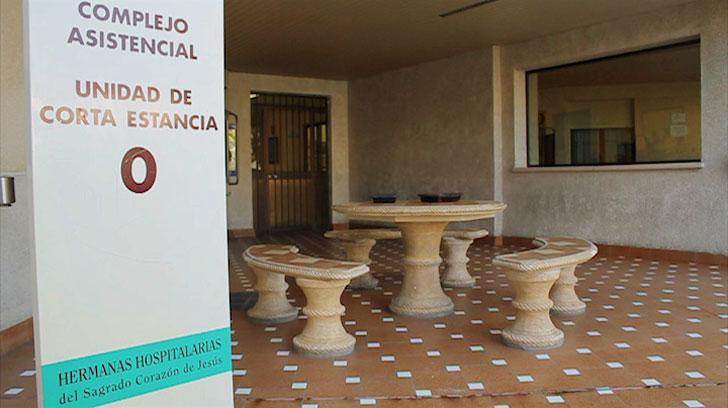Interior Hermanas Hospitalarias Málaga