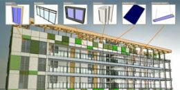 La tecnología BIM potencia los edificios inteligentes