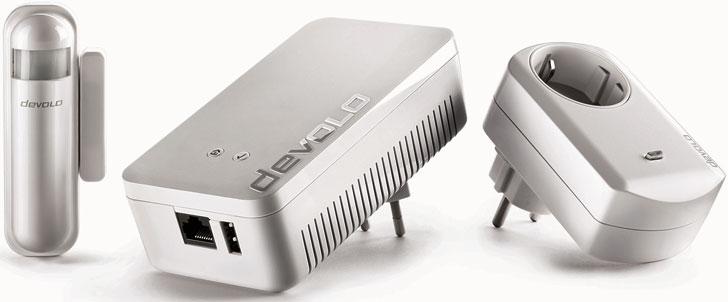 Adaptador dLAN 1200+ WiFi AC