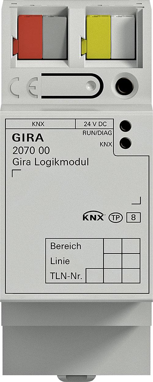 Módulo lógico de GIRA