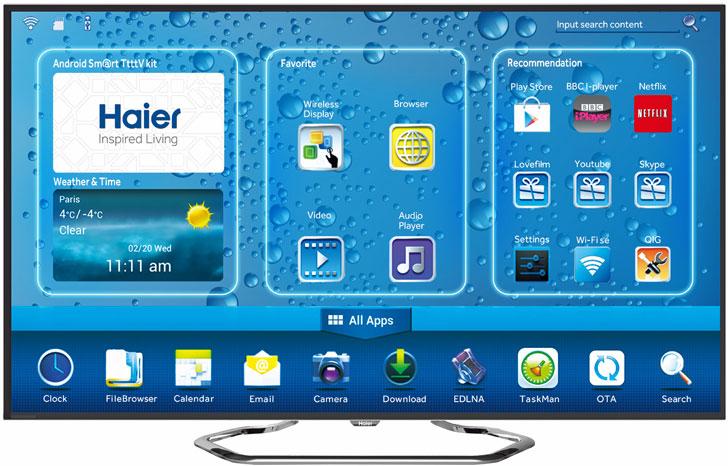Televisor Serie M7000 con Android