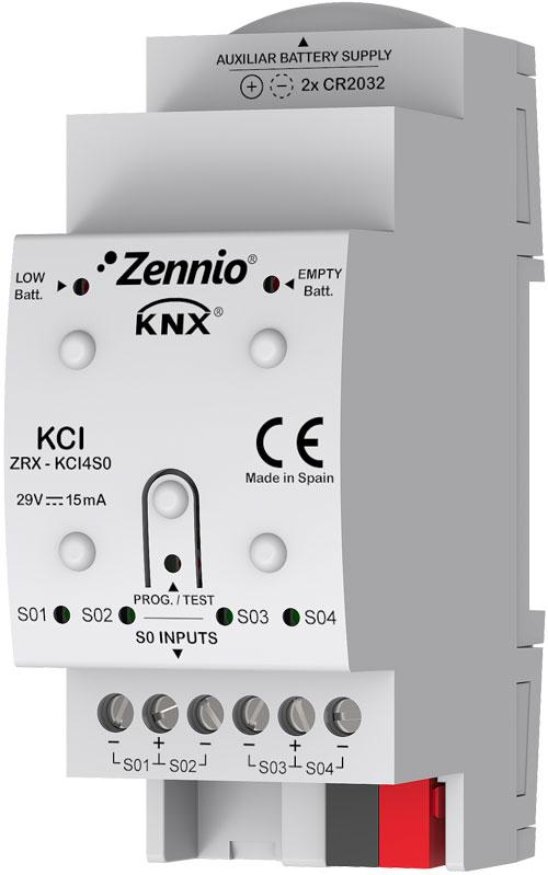 Interfaz KCI de Zennio