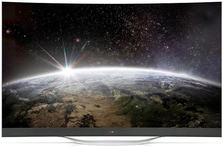 TV OLED 4K de LG