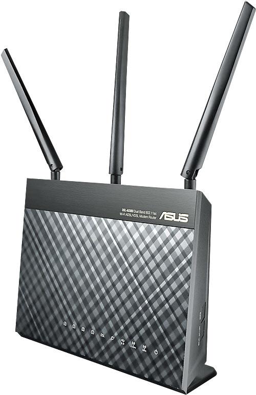 Router DSL-AC68U ASUS