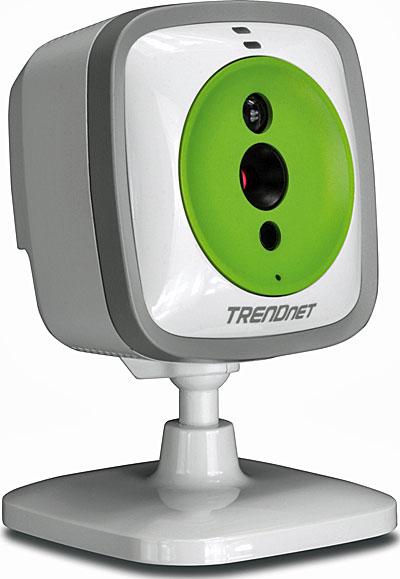 Trendnet Lanza Una C 225 Mara Wifi Para La Vigilancia De Beb 233 S