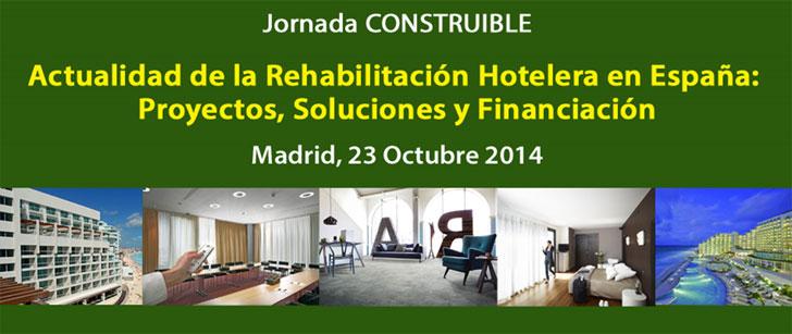 Jornada CONSTRUIBLE Madrid