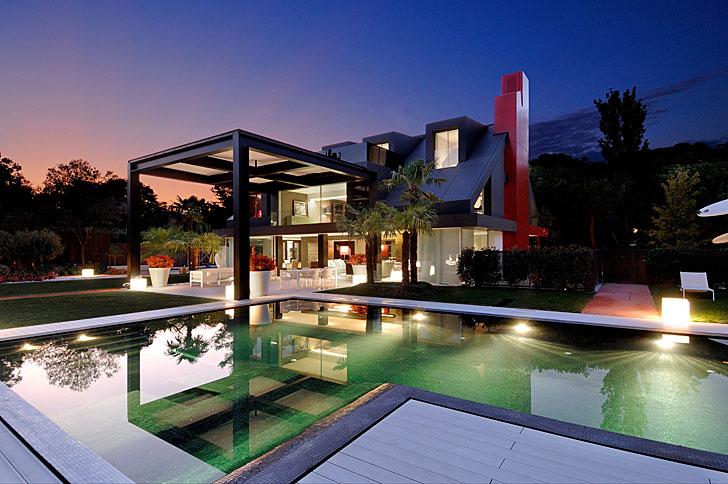 Smart House de lujo