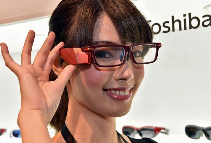 Smartglass de Toshiba