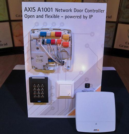 Control de accesos A1001