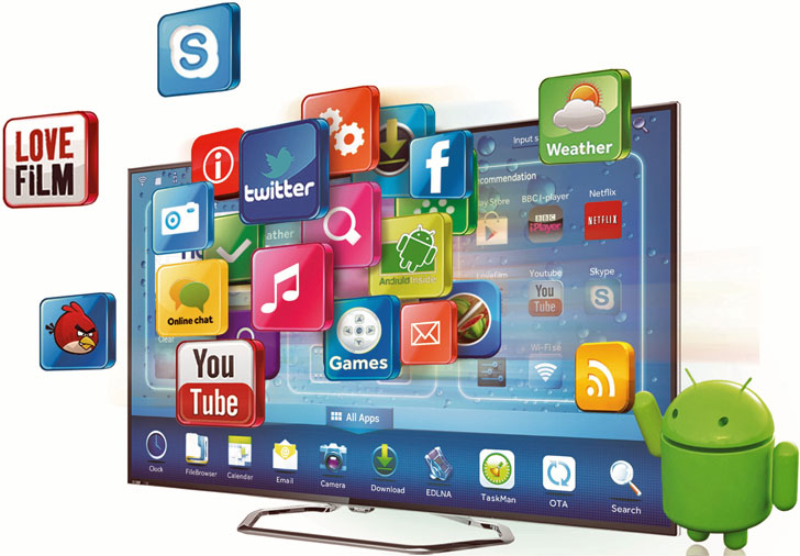 TV Haier M7000 con Android 4.2