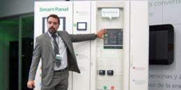 Presentación del Smart Panel de Schneider Electric