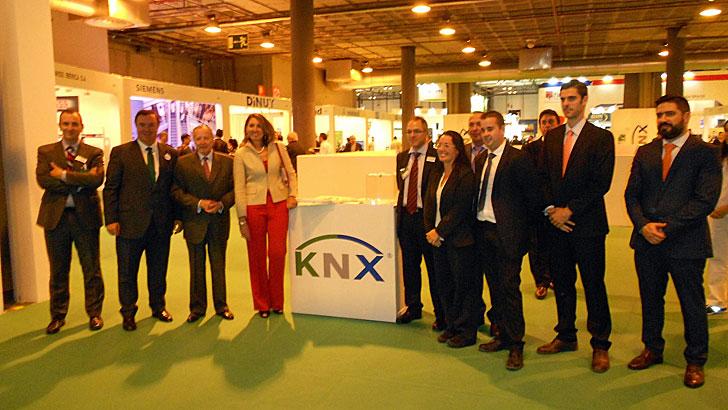 Inauguración Zona KNX
