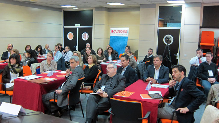 Asistentes al Workshop