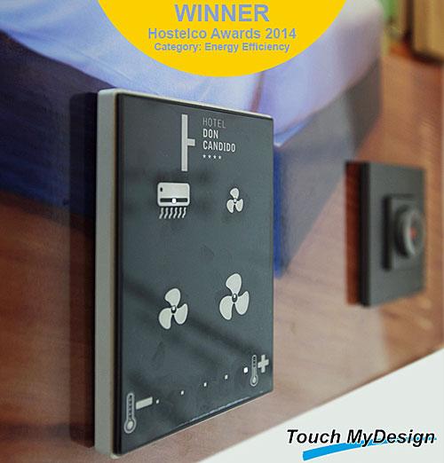 Touch-My-Design de ZENNIO