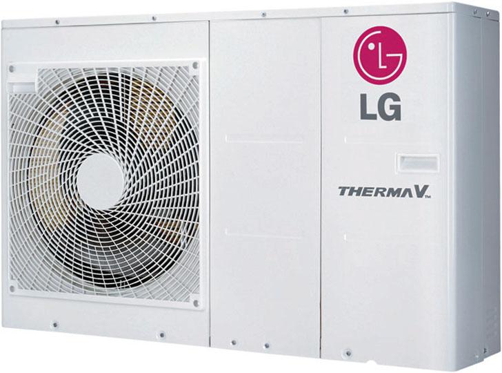Bomba de calor Therma V