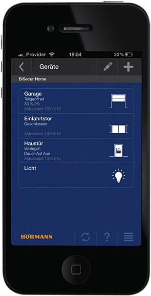 BiSecur App