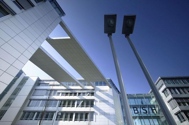 Sede de BSH en Munich