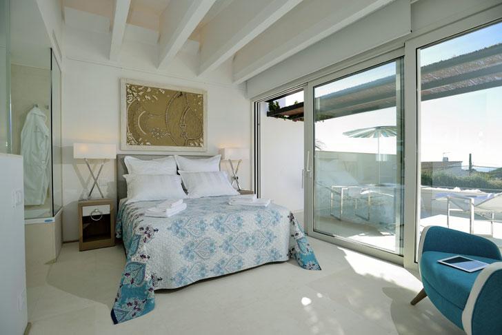Habitación Hotel Calma Blanca