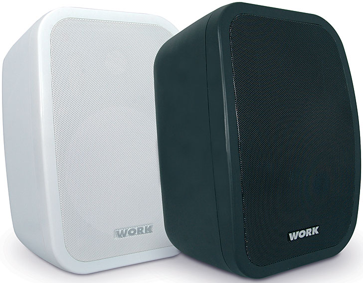 Cajas acústicas Work Pro