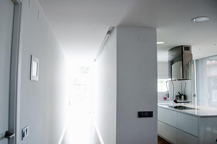 Interior Casa Eolos
