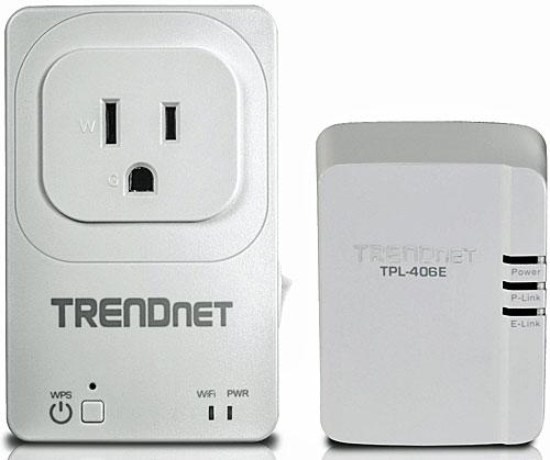 Productos Home Control de TRENDnet