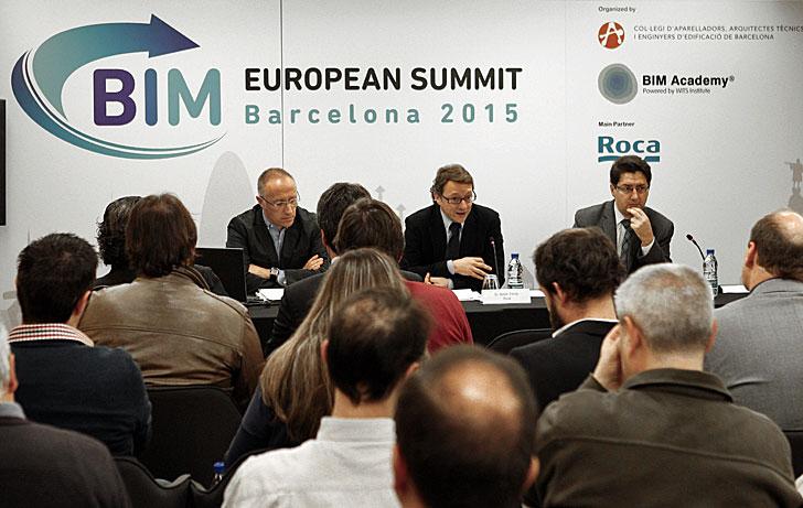 Presentacion 1st European BIM Summit
