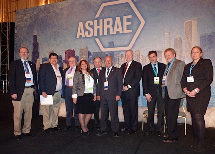 Conferencia Invierno ASHRAE
