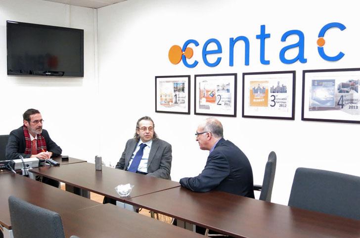 Reunión de CENTAC con AMITEL