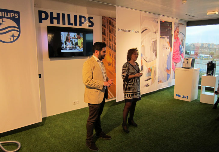 Presentación Philips Innovations Space
