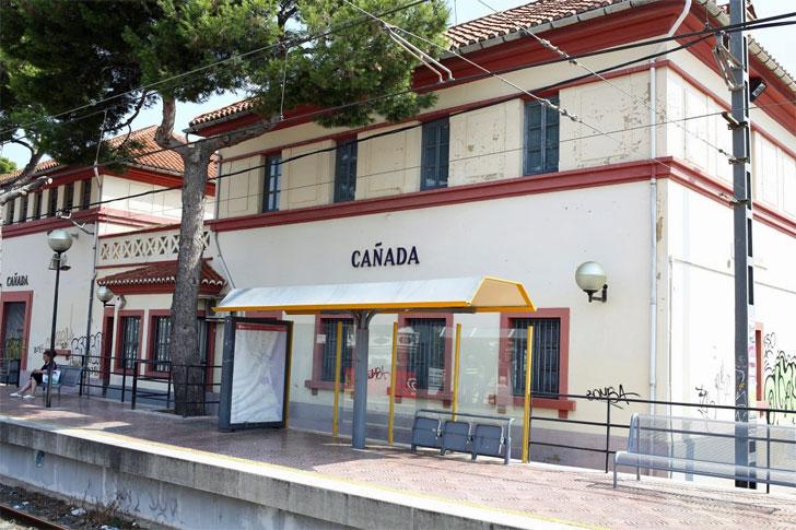 Estación Cañada Metrovalencia