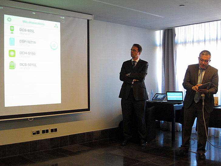Presentación D-Link