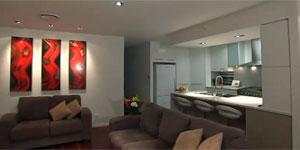 Control de Iluminación Interior Philips Dynalite