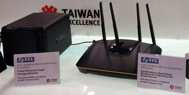 Routers ZyXEL