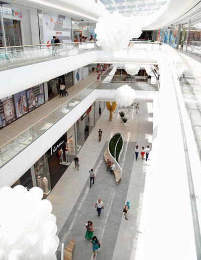 Centro comercial Dostyk Plaza