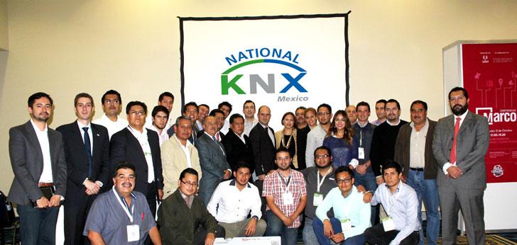 Equipo KNX México
