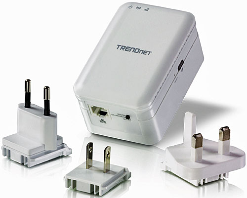 Router de viaje TRENDnet