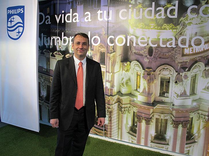 José Ramón Corcoles, Philips