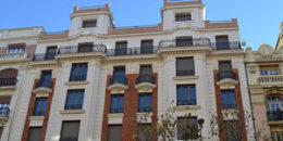 Diseño y domótica en un edificio de viviendas en el centro de Madrid